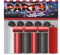 Party-Set von Comet Feuerwerk
