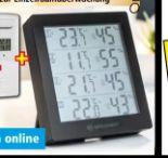 Thermo-Hygrometer von Bresser