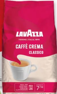 Kaffee von Lavazza