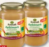 Bio Apfelmark von Alnatura