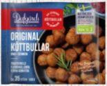 Schwedische Köttbullar von Dafgards