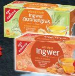 Ingwer-Tee von Cornwall