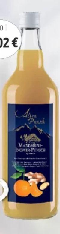 Marillen Punsch von Dolomiti Alpenfeinkost