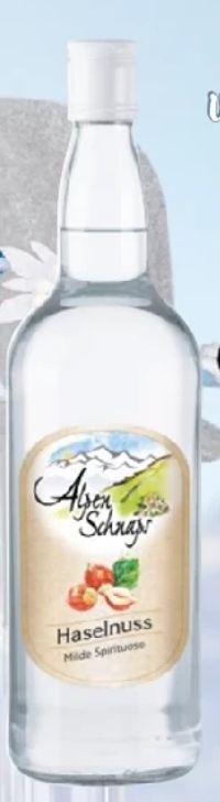 Schnaps von Alpenschnaps