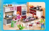 Große Familienküche 9269 von Playmobil