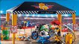 Stuntshow Werkstattzelt 70552 von Playmobil