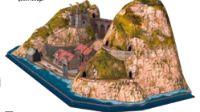 3D-Puzzle Lummerland von Märklin