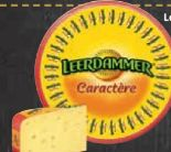 Caractère von Leerdammer