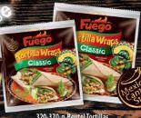 Tortilla Wraps von Fuego