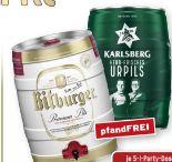 Bier-Partydosen von Bitburger