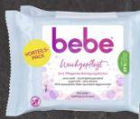 5in1 Pflegende Reinigungstücher von Bebe