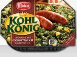Kohlkönig mit Kochmettwurst von Meica