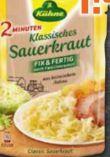 Sauerkraut von Kühne