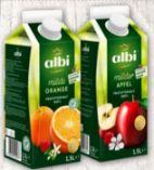 Apfelsaft von Albi