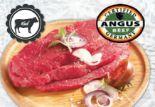 Rinder-Steaks von Angus Beef