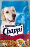 Hundetrockennahrung von Chappi
