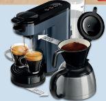 Senseo Switch 2in1 Kaffemaschine HD 7891/70 von Philips
