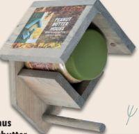 Vogelhaus Erdnussbutter von Erdtmanns
