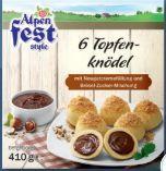 Topfenknödel von Alpenfest