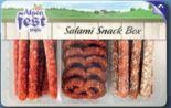 Salami-Snack-Box von Alpenfest