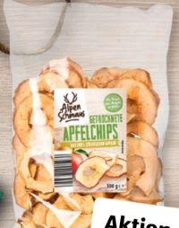 Apfelchips von Alpenschmaus