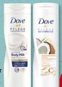 Body Milk von Dove
