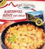 Kartoffel-Spezialitäten von St. Alpine