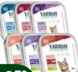 Bio Katzen-Bröckchen von Yarrah