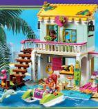 Strandhaus mit Tretboot 41428 von Lego