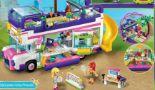 Freundschaftsbus 41395 von Lego