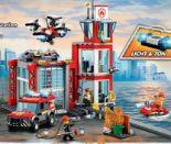 Feuerwehrstation 60215 von Lego