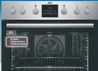 Einbauherd-Set HP320EP von AEG