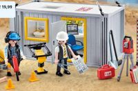 Baucontainer 9843 von Playmobil