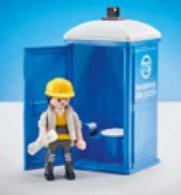 Mobile Toilette 9844 von Playmobil