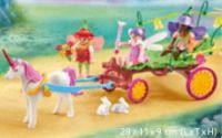 Feenkinder mit Einhornkutsche 9823 von Playmobil