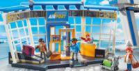 City-Flughafen mit Tower 5338 von Playmobil