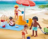 Familie am Strand 9819 von Playmobil