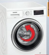 Waschvollautomat WU 14 UT EK0 von Siemens