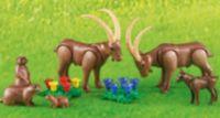 Steinböcke mit Murmeltieren 6318 von Playmobil