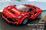 Speed Ferrari F8 Tributo 76895 von Lego