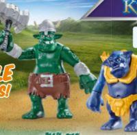 Zwei Riesentrolle 6593 von Playmobil