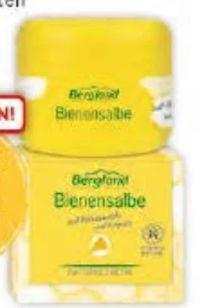 Bio-Bienensalbe von Bergland