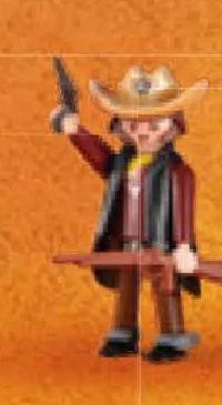 Western-Sheriff 6277 von Playmobil