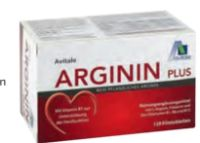 Arginin plus von Avitale Pharma
