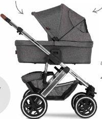 Kombi-Kinderwagen Salsa 4 Air Diamond von ABC Design