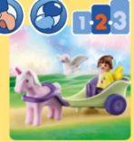 Einhornkutsche mit Fee 70401 von Playmobil