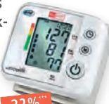 Blutdruckmessgerät Mobil Basis Handgelenk von Aponorm