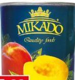 Pfirsiche von Mikado