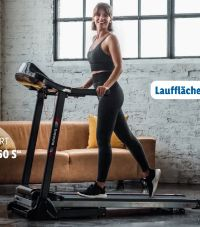 Laufband TM 550 S von Christopeit Sport