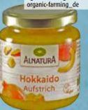 Brotaufstrich von Alnatura